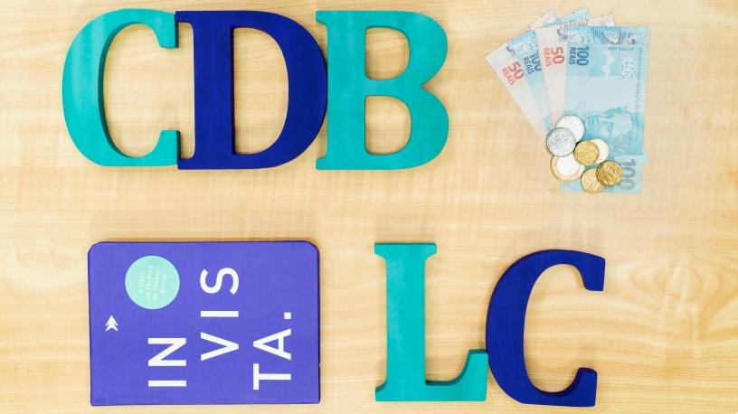 CDB? LC? A Easynvest explica: é você emprestando dinheiro para instituições financeiras